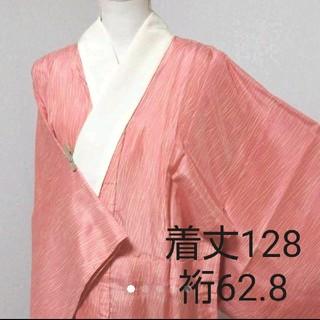A47  長襦袢 単衣 半襟付き 未使用