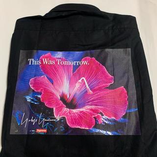 Supreme - Supreme yohji yamamoto Shirt L black 新品