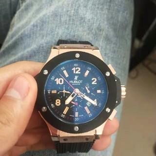 ウプロ」自動巻腕時計