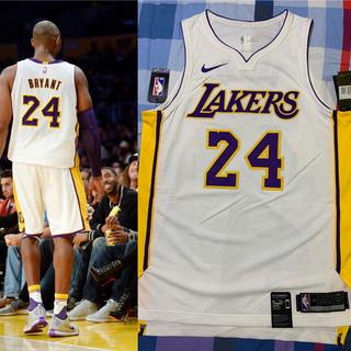 NIKE - NBA コービーブライアントUS Lサイズ ナイキ レイカーズ ジャージー