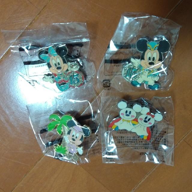 Disney(ディズニー)のディズニーピンバッチ エンタメ/ホビーのアニメグッズ(バッジ/ピンバッジ)の商品写真