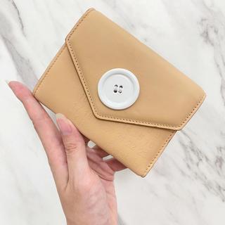 Maison Martin Margiela - 残り1【新品】Maison Margiela エンべロープ×ボタン 三つ折り財布