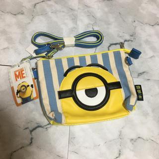 ミニオン(ミニオン)のミニオン 子供用bag(ポシェット)