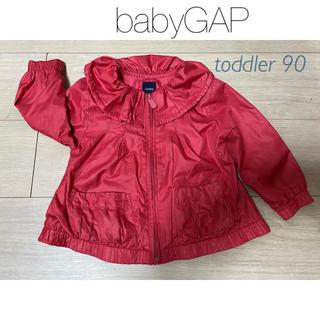 ベビーギャップ(babyGAP)のbaby Gap 上着 90 女の子 アウター(ジャケット/上着)