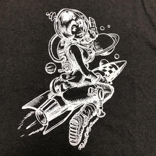 ビリオネアボーイズクラブ(BBC)のビリオネアボーイズクラブ ロッキンジェリービーン Tシャツ PHARRELL(Tシャツ/カットソー(半袖/袖なし))
