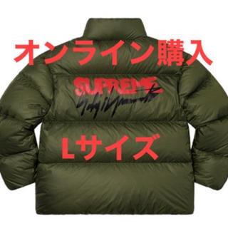 Supreme - 20aw Supreme Yohji Yamamoto Down Jacket