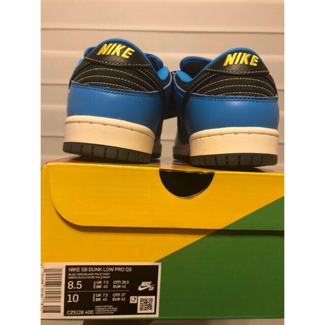 NIKE(ナイキ)の26.5cm dunk instant SHIBUYA ダンク渋谷 ナイキSB メンズの靴/シューズ(スニーカー)の商品写真