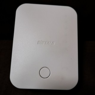 Buffalo - バッファロー WEX-733D11acWiFi 無線LAN433+300Mbps