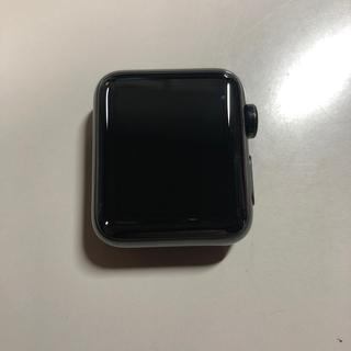 Apple Watch - アップルウォッチ ステンレススチール 38ミリ 本体のみ