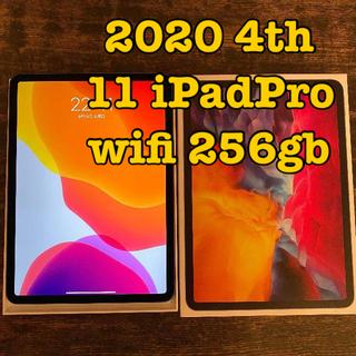Apple - ⑩ 11インチ 4th iPad Pro 2020 wifi 256gb