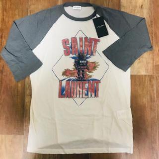 Saint Laurent - 【新品・未使用】SAINT LAURENT ロボット Tシャツ