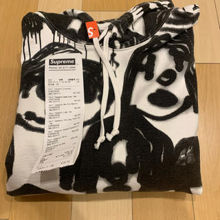 シュプリーム(Supreme)のSUPREME Yohji Yamamoto Hooded Sweatshirt(パーカー)