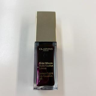クラランス(CLARINS)のCLARINS クラランス コンフォートリップオイル08(リップグロス)