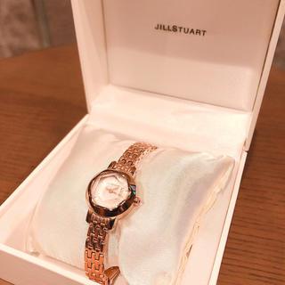 ジルスチュアート(JILLSTUART)のジルスチュアート 時計 ピンクゴールド(腕時計)