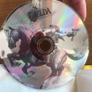 ニンテンドウ(任天堂)のハイラルシンフォニー ゼルダの伝説 時のオカリナ CD(ゲーム音楽)