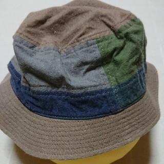 ギャップ(GAP)の未使用品★キッズ ハット 帽子55㎝  キャップ キャンプ アウトドア (帽子)