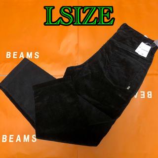 BEAMS - L SIZE SSZ BACKSIDE B CORD PANTS BEAMS