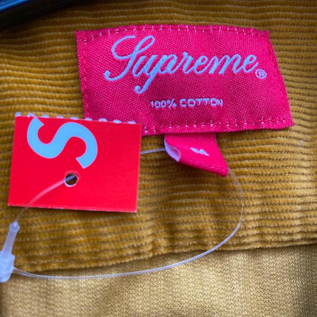 Supreme(シュプリーム)のSupreme Corduroy Shirt  キムタク着用 シュプリーム メンズのトップス(シャツ)の商品写真