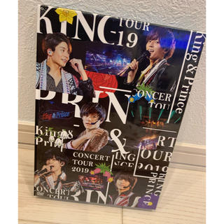 Johnny's - King & Prince CONCERT TOUR 2019(初回限定盤)