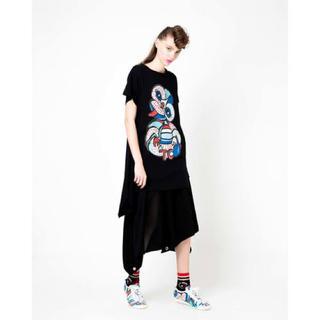 ツモリチサト(TSUMORI CHISATO)のツモリチサト  パンチングスカート(ロングスカート)