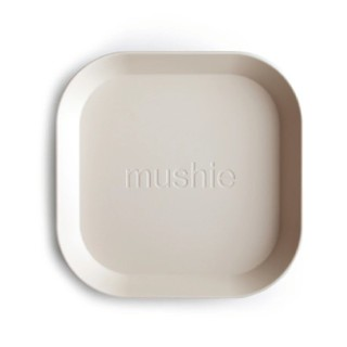 familiar - mushie ムシエ離乳食 食器キッズプレートディナープレートベビー