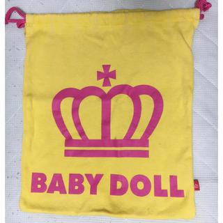 BABYDOLL - babydoll ベビードール 巾着袋