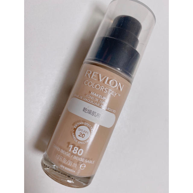 REVLON(レブロン)のRevlon ファンデーション 180 乾燥肌 コスメ/美容のベースメイク/化粧品(ファンデーション)の商品写真