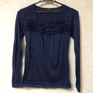 ハニーズ(HONEYS)のHoneys レースTシャツ(Tシャツ(長袖/七分))