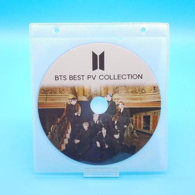 防弾少年団(BTS)(ボウダンショウネンダン)の大人気♥️BTS 防弾少年団♥️BEST PV COLLECTION DVD1枚 エンタメ/ホビーのDVD/ブルーレイ(アイドル)の商品写真