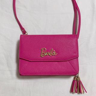 バービー(Barbie)のBarbie ショルダーバッグ ピンク(ショルダーバッグ)
