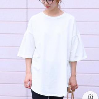 reca 袖フレアゆったりカットソー Tシャツ タグ付き 未使用 レカ