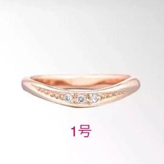 スタージュエリー(STAR JEWELRY)のスタージュエリー ダイヤモンド ピンキーリング(リング(指輪))