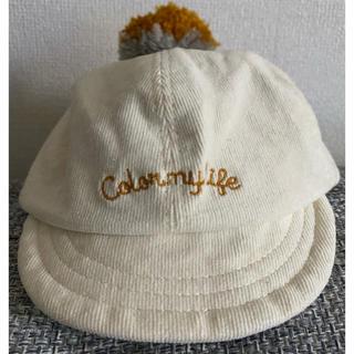 ブリーズ(BREEZE)のベビーキャップ 帽子(帽子)