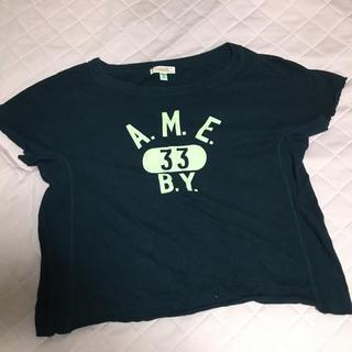 ユナイテッドアローズ(UNITED ARROWS)の紺Tシャツ(Tシャツ(半袖/袖なし))