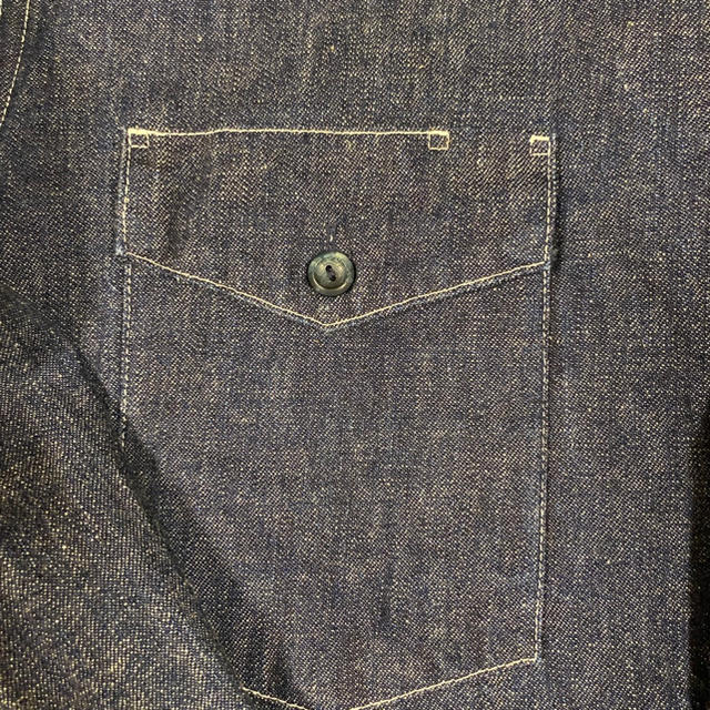 TENDERLOIN(テンダーロイン)のTENDERLOIN テンダーロイン DENIM SHT BD 16AW メンズのトップス(シャツ)の商品写真