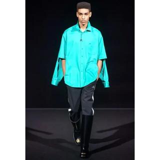 バレンシアガ(Balenciaga)の19aw  balenciaga double sleeve shirt(シャツ)