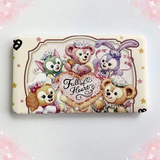ダッフィー - 日本未発売 ダッフィーフレンズ マスクケース マスクカバー 収納ケース ②