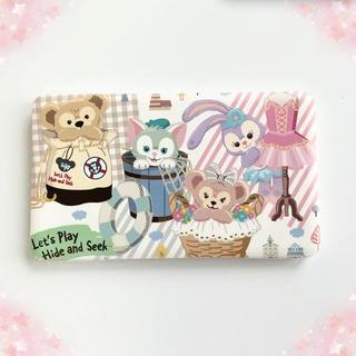 ダッフィー - 日本未発売 ダッフィー フレンズ マスクケース マスクカバー 収納ケース④