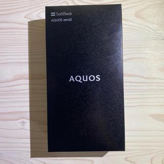 AQUOS - AQUOS ZERO2 906SH 新品