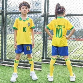 ネイマール ブラジル代表 レプリカユニフォーム 上下セット セットアップ
