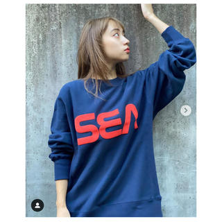 SEA - SEA(SPC) SWEAT SHIRT 【 WIND AND SEA