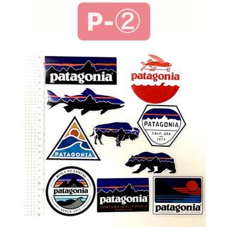 パタゴニア(patagonia)のbaroness様 専用 patagonia ステッカー P-①.② セット(その他)