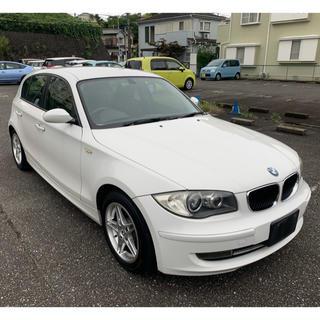BMW - 最終値下げ!BMW 1シリーズ 機関良好 内外装共に綺麗 ETC 予備検査付