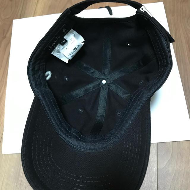 agnes b.(アニエスベー)のアニエスベー  CAP メンズの帽子(キャップ)の商品写真