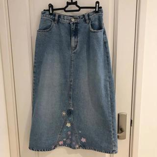 ギャップ(GAP)のGAP スカート(ロングスカート)