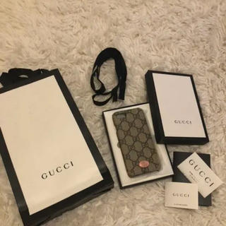 Gucci - GUCCI iPhone ケース