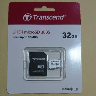 Transcend SDカード 32GB
