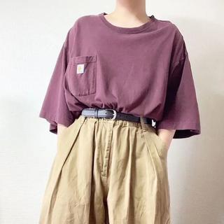 カーハート(carhartt)のCarhartt Tシャツ ポート メンズXLサイズ(Tシャツ/カットソー(半袖/袖なし))
