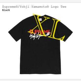Supreme - Supreme Yohji Yamamoto LOGO TEE