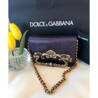 DOLCE&GABBANA - ドルチェ&ガッバーナのバック♡
